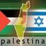 Icoon Israël/Palestina