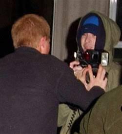 Prins Harry en de bewuste fotograaf