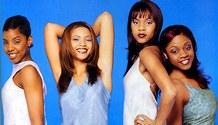 de oude formatie: Kelly, Beyonce, LeToya en LaTavia