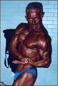 Gerald Williams, Mr. Universe 2004