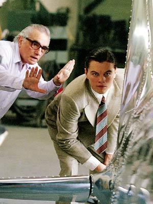 Scorsese en DiCaprio