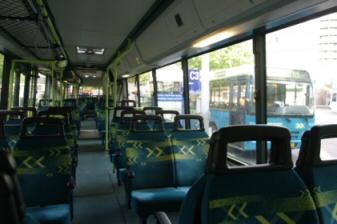 'Geweld in de bus door vertraging'