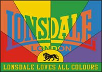 Lonsdale loves all colours