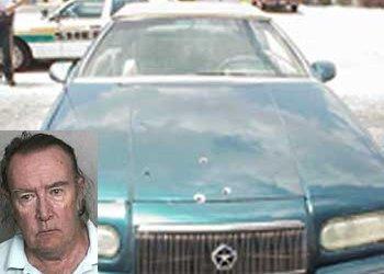 John McGivney en zijn Chrysler LeBaron