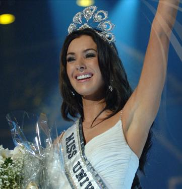 Natalie Glebova (Miss Universe 2005)