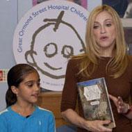 Madonna en haar dochter Lourdes