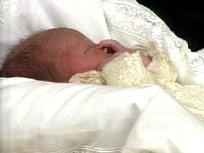 De pasgeboren dochter van Máxima en Willem-Alexander