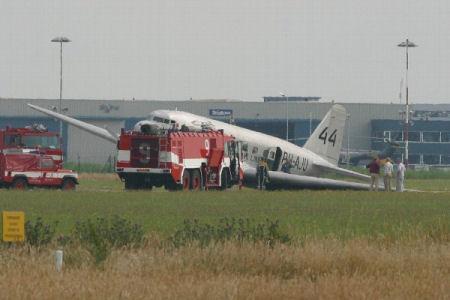 KLM-vliegtuig De Uiver