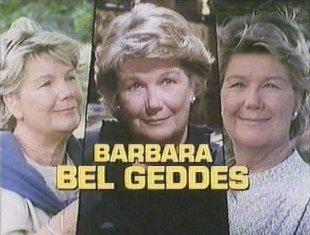 Barbara Bel Geddes (1922 - 2005)