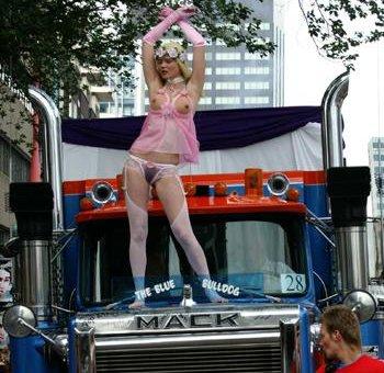 Fast Forward Dance Parade 2005