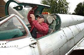 Russische MiG zorgt voor onrust in Drenthe