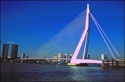 Roze Erasmusbrug