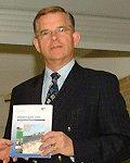 Burgemeester Dick Schutte (Urk)