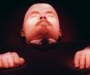 Lenin opgebaard