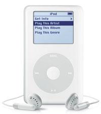 De populaire iPod