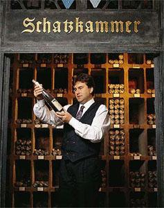 In de Schatkamer van de Bremen Ratskeller liggen veel bijzondere wijnen