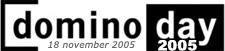 Domino Day 2005