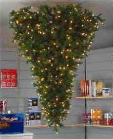 Omgekeerde kerstboom
