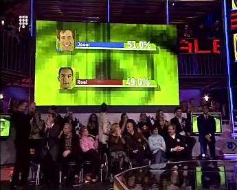 De eindstand van Big Brother 2005
