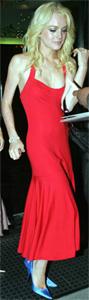 Lindsay Lohan nu
