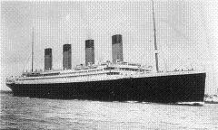 De 'onzinkbare' Titanic
