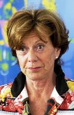 Eurocommissaris Neelie Kroes