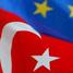 Icoon Europa en Turkije