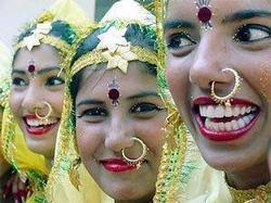 Vrouwen in India