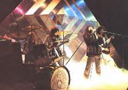 Ook Queen trad ooit op voor de camera\'s van Top Of The Pops