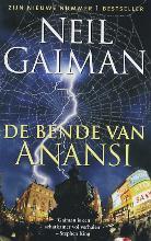 Neil Gaiman - De Bende van Anansi