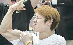 Kobayashi strikes again!