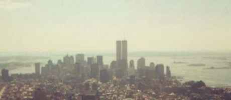 Lower Manhattan gezien vanaf het Empire State Building