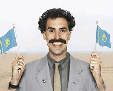 Borat, de