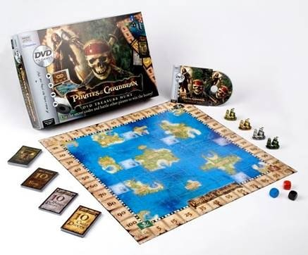 FOK.nl / Reviews / Bordspel: Pirates of the Caribbean DVD-spel