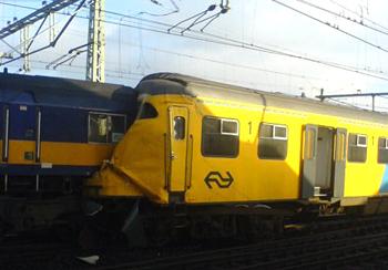 Treinongeluk Arnhem