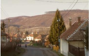Het Hongaarse plaatsje Ivad. Bron: ivad.hu