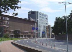 Het stadhuis van Amersfoort Bron: aronsohn.nl