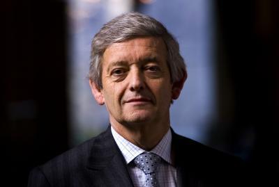 Minister Eimert van Middelkoop