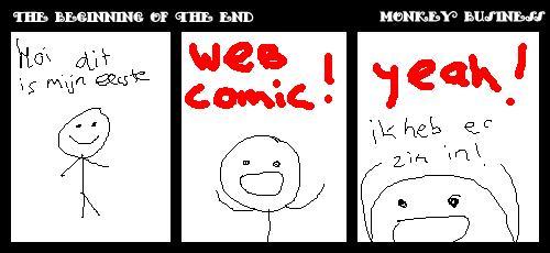 MA FIRST WEBCHOMIK!