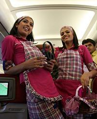 Stewardessen Indian Airlines