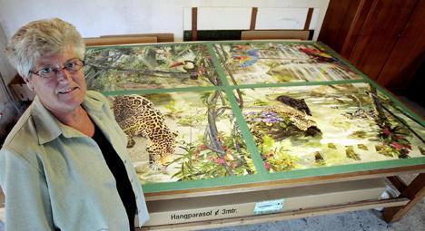 Frida Klaassen en haar incomplete megapuzzel