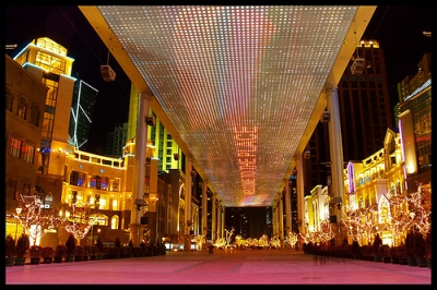 Silk Street, Beijing