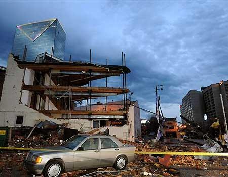 Ravage in Atlanta