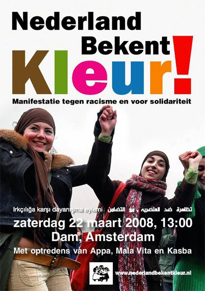 Nederland Bekent Kleur