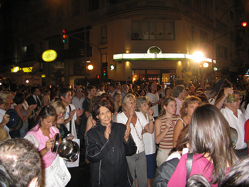 protest argentinië Reem