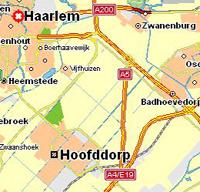 Nieuwe A5 bij Haarlem