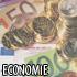Icoon economisch nieuws