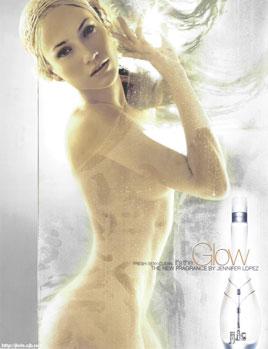 J-Lo naakt op billboards voor promotie parfum