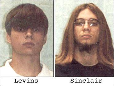 Poltitefoto's van de verdachten