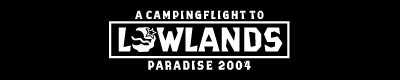 Lowlands Preview 2004 Header